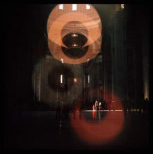 © Lothar Wolleh, St Peter (Orte des Lichts), 1974, 100 x 100 cm @ Lothar Wolleh Estate, Berlin